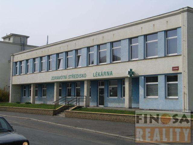 Kancelářské prostory v Ústí nad Labem.