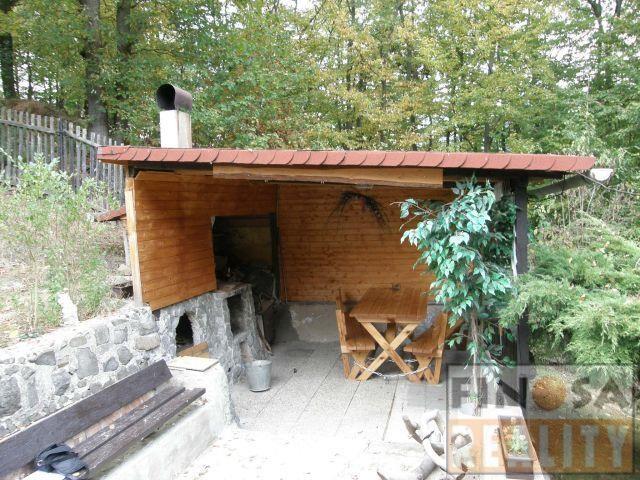 Rekreační chata v Sebuzíně, okr. Ústí nad Labem.