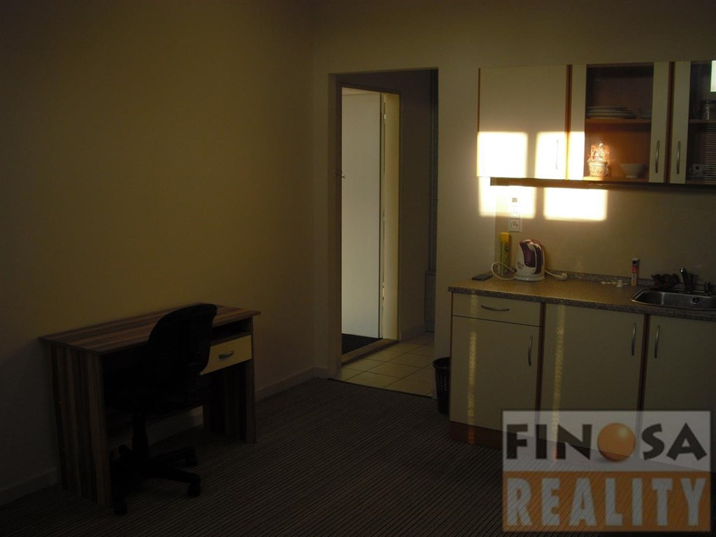 Nájem malého bytu v centru Litvínova