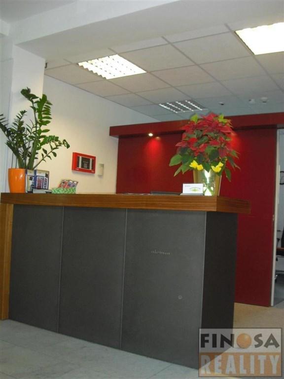 Pronájem kancelářských prostor v centru Děčína I.