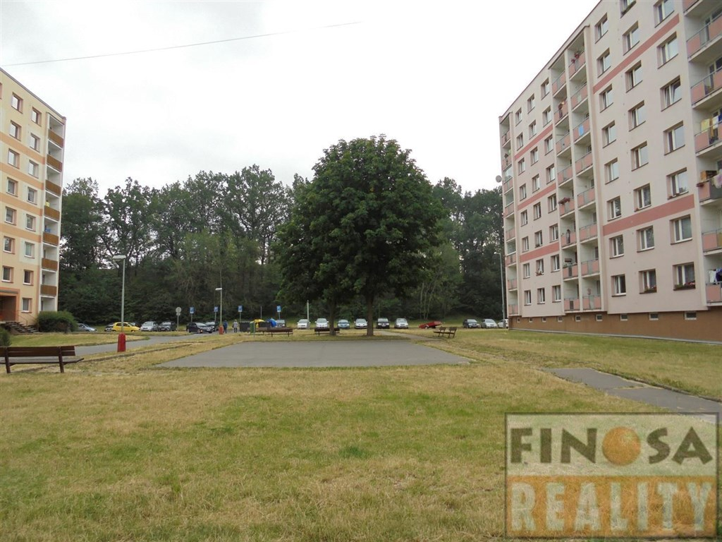 Převod hezkého bytu 3+1L v Ústí nad Labem – Neštěmice