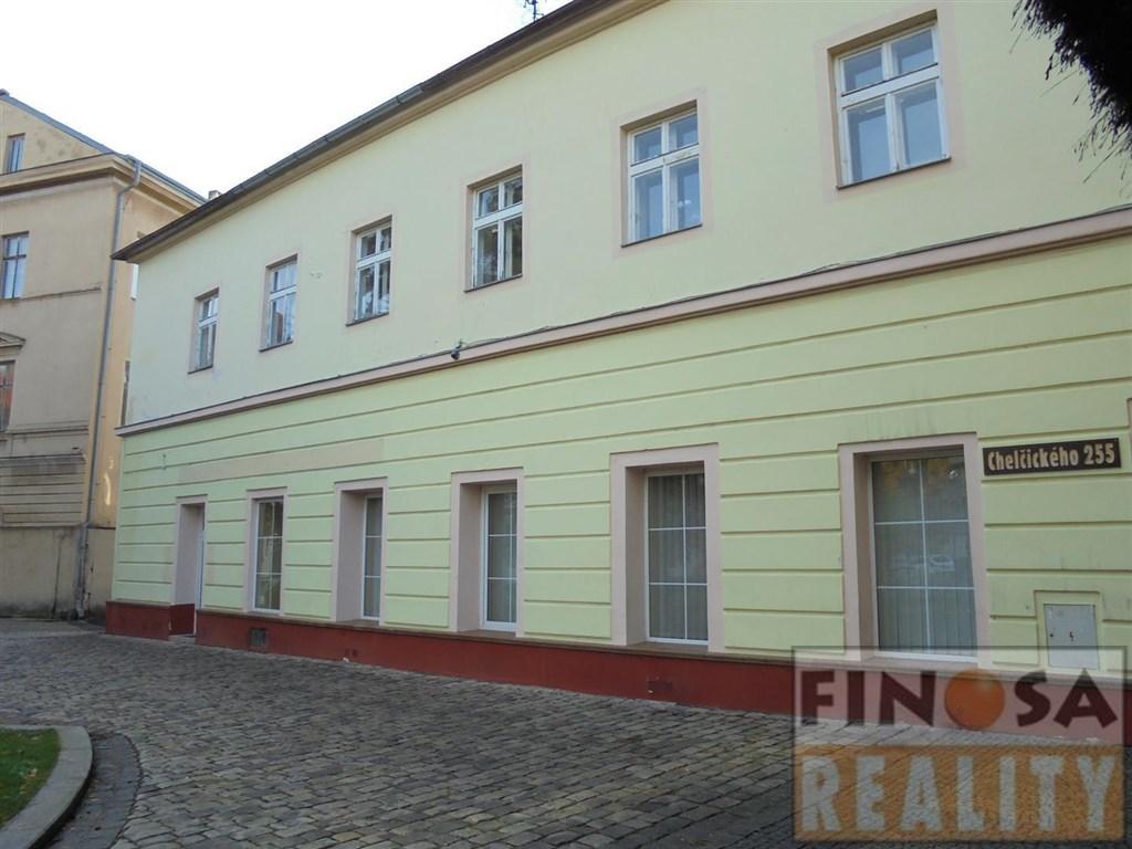 Nájem atraktivního nebytového prostoru nedaleko náměstí v Chomutově.