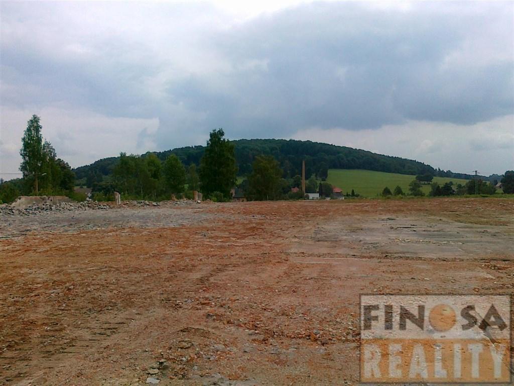 Na prodej rozlehlý pozemek pro vybudování fotovoltaické elektrárny /FVE/ v Jiříkově u Rumburka, okr. Děčín.
