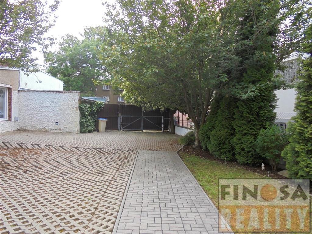 Nájem hezkého nebytového prostoru v centru Chomutova.