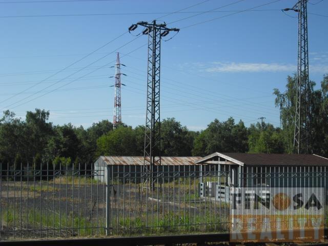 Prodej komerčního areálu – pozemku na okraji Litvínova