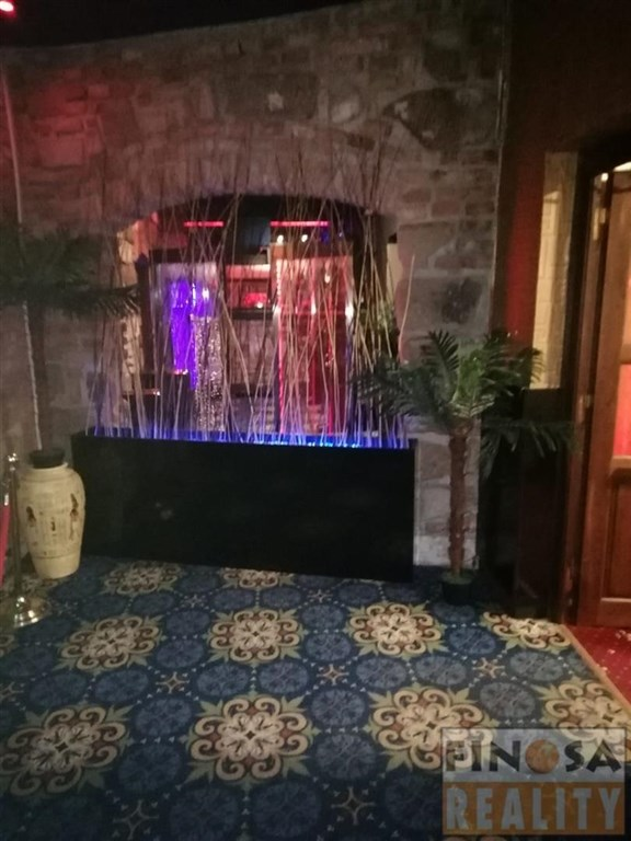 Na prodej objekt výherního kasina v obci Petrovice, okr. Ústí n. Labem.