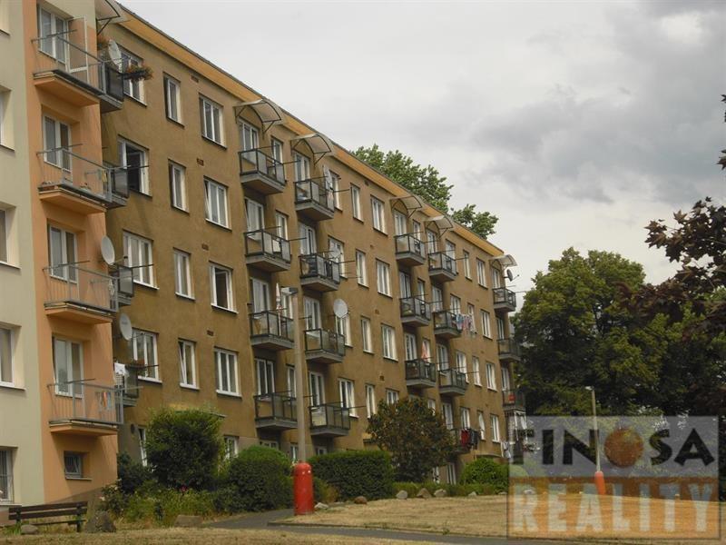 Nájem standardního bytu 1+1, ulice SNP – Ústí nad Labem