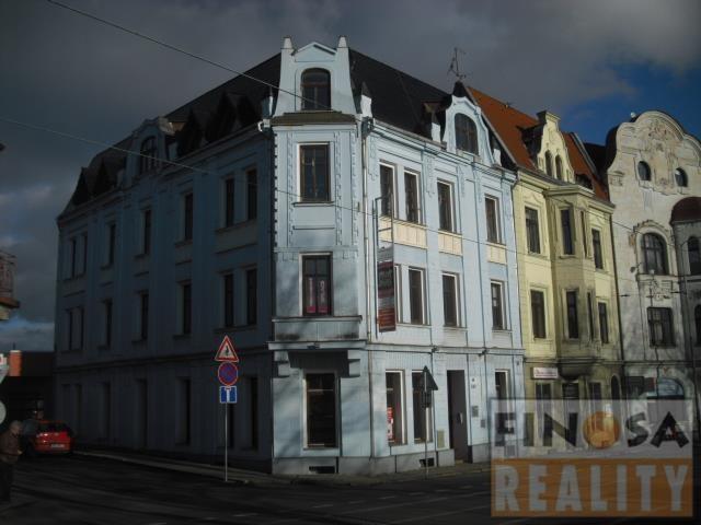 Nájem přízemního nebytového prostoru v bližším centru Litvínova.