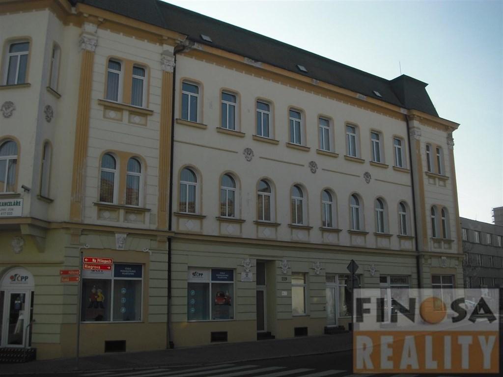 Nájem přízemní prodejny v bližším centru Chomutova