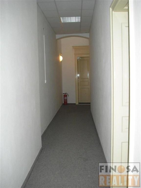 Nájem kancelářských prostor v centru Chomutova
