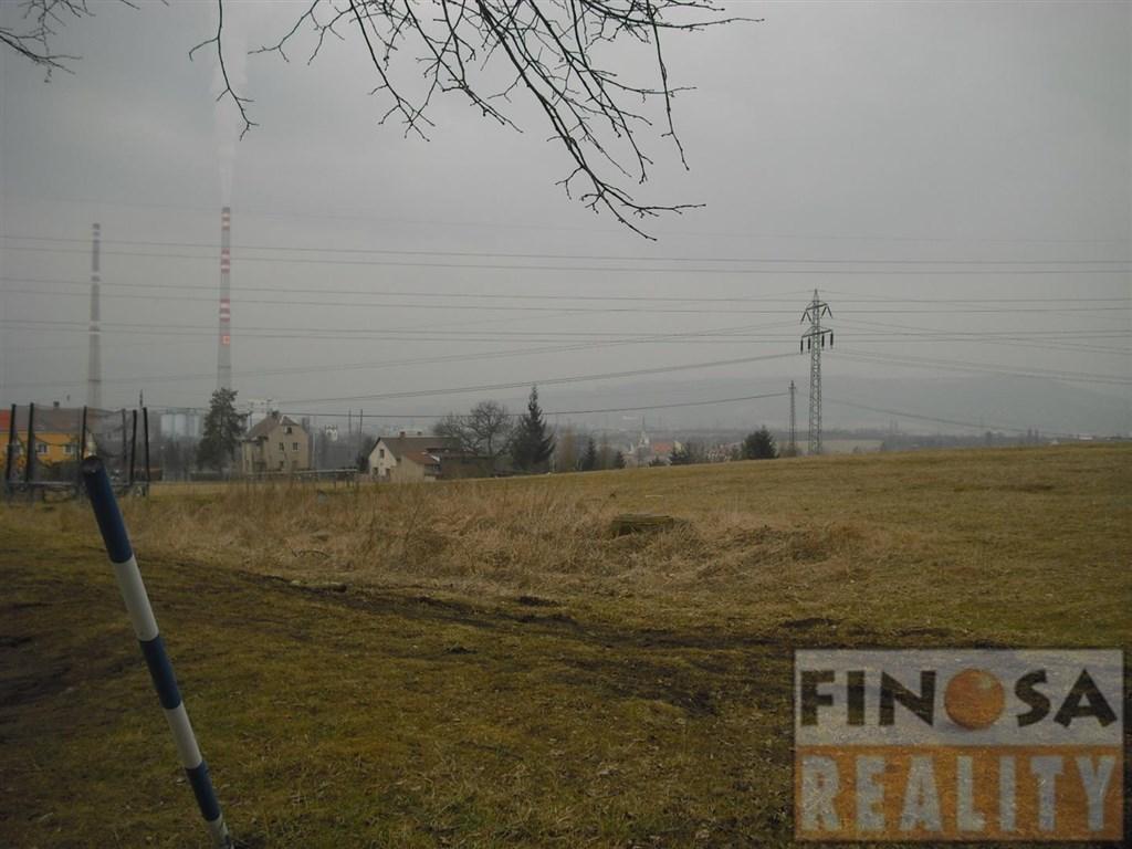 Na prodej velký stavební pozemek v Trmicích, okr. Ústí nad Labem