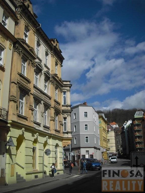 Nájem přízemního nebytového prostoru v centru Děčína