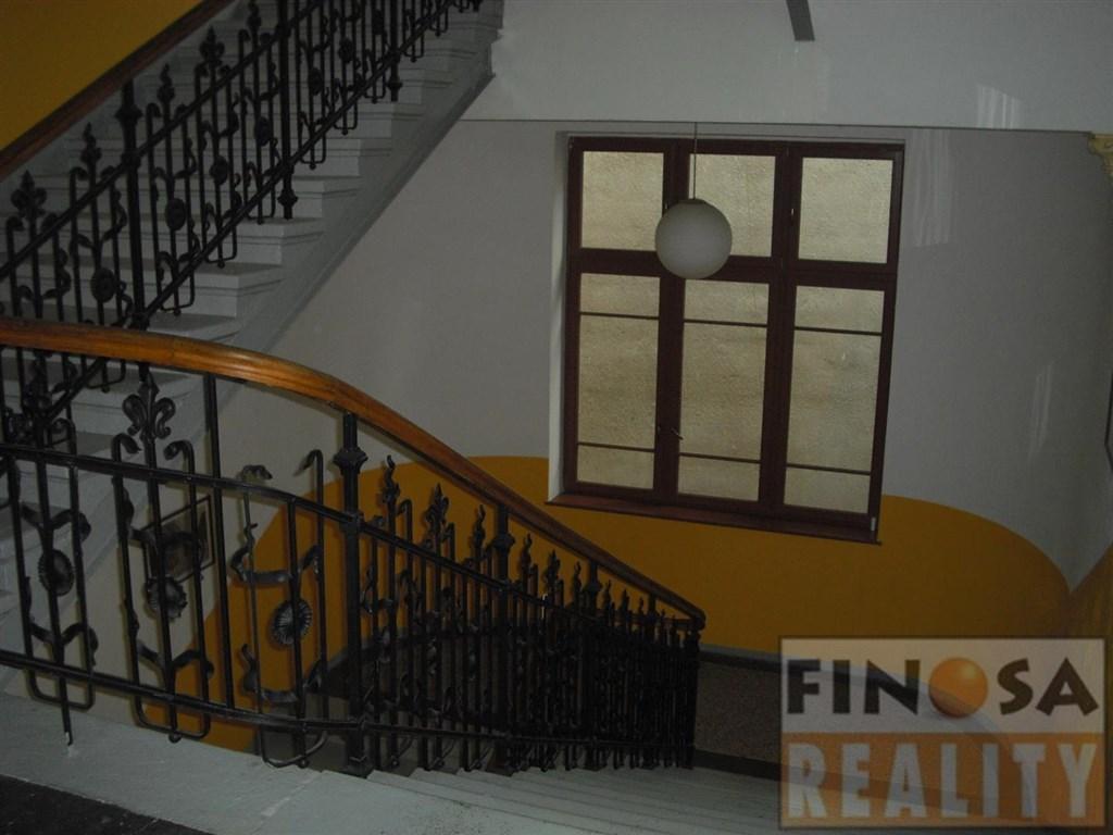 Nájem kancelářských prostor v bližším centru Děčína