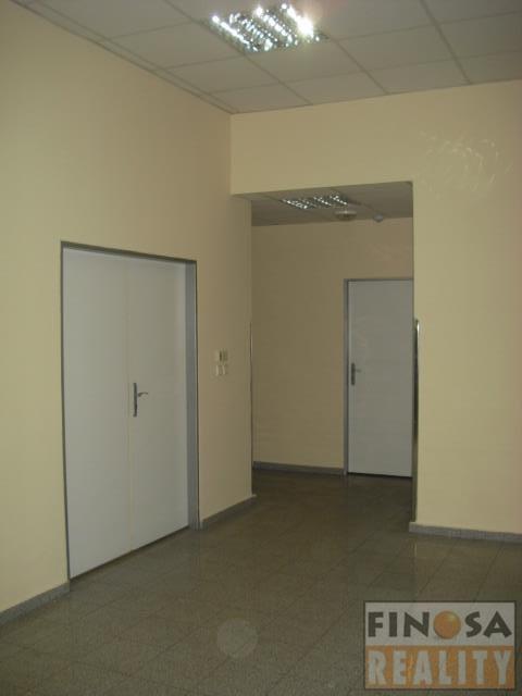 Nájem hezkých kanceláří v Chomutově, ul. Pražská