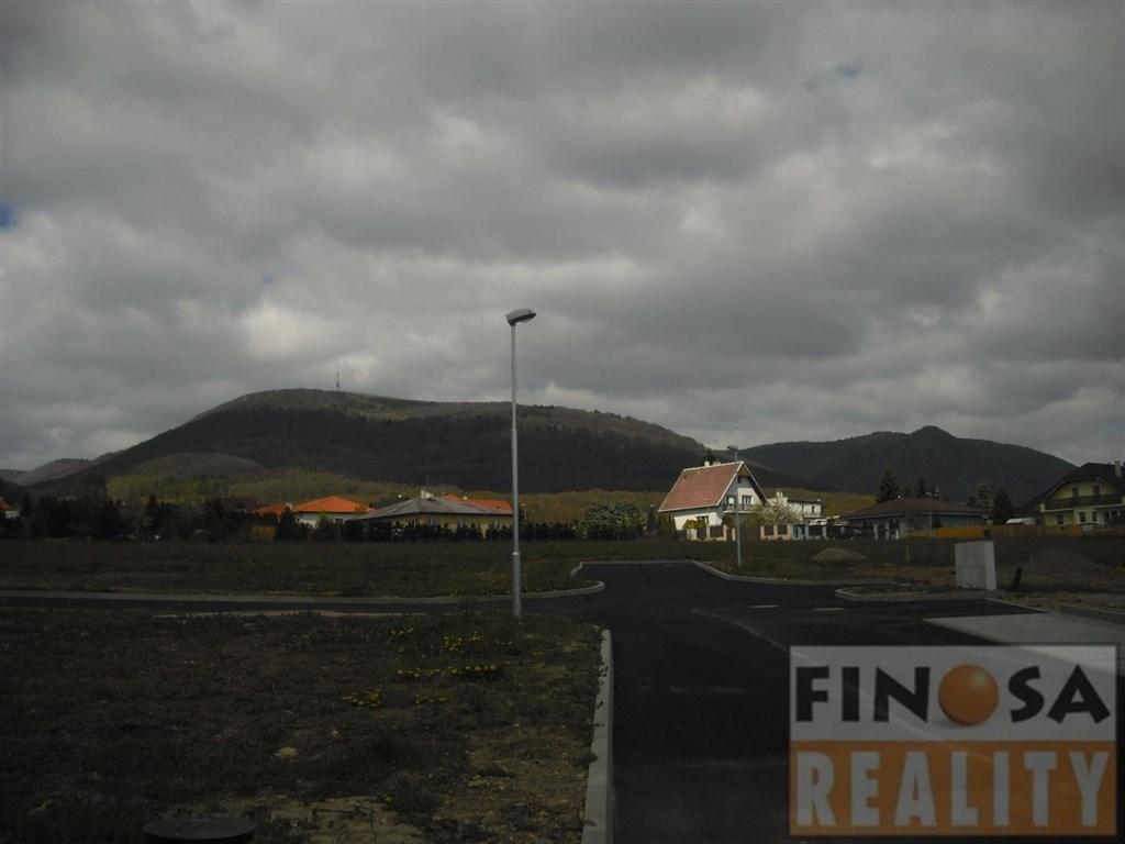 Na prodej stavební pozemek ve Vysoké Peci, okres Chomutov