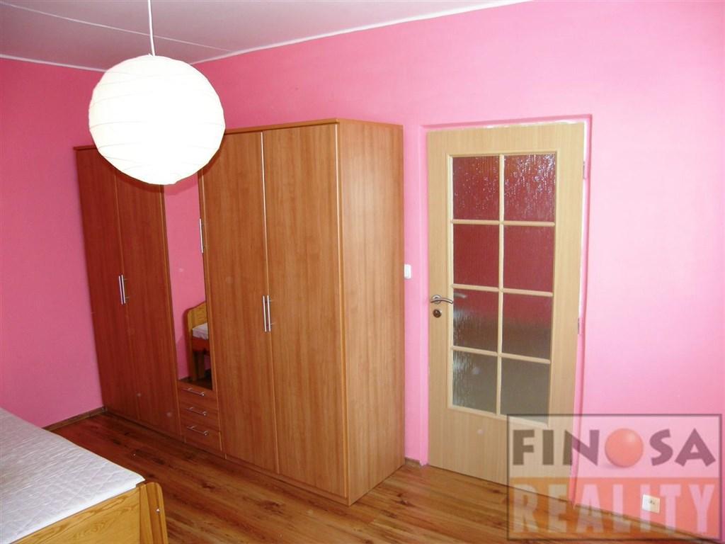 Nadstandardní byt 1+1 v Ústí nad Labem-Střekov.