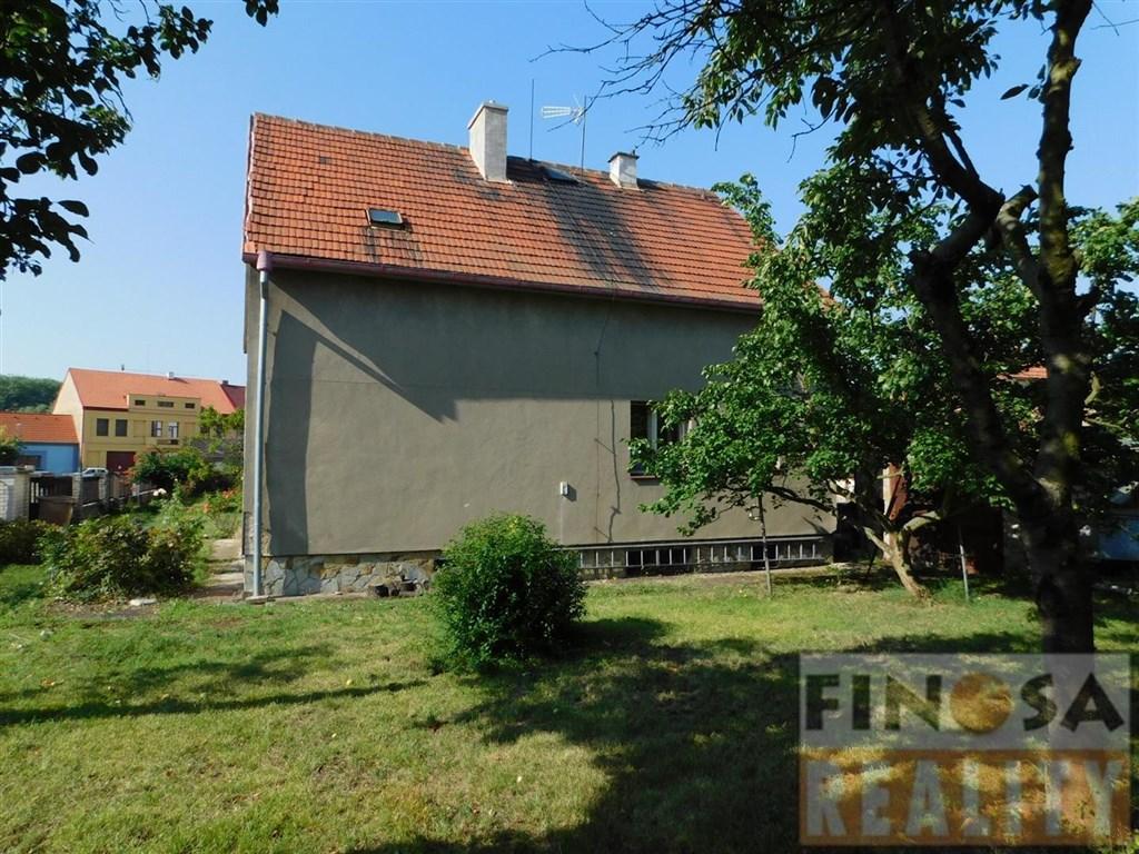 Rodinný dům v Roudnici nad Labem, ul. Krokova
