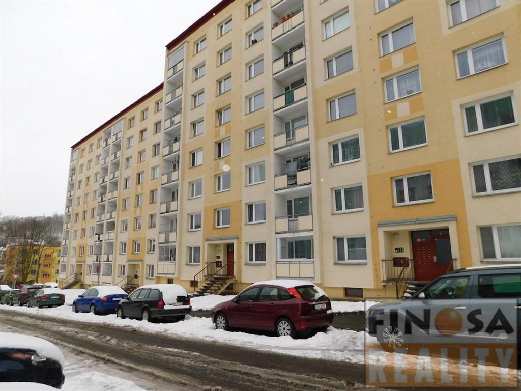Kompletně zrekonstruovaný byt v os. vl. o