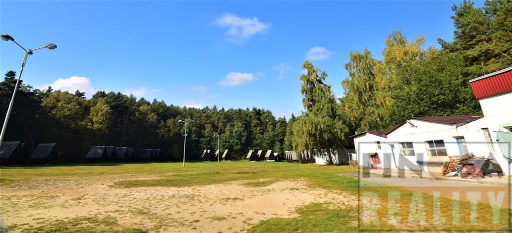 Rekreační areál v Žerotíně, okr. Louny