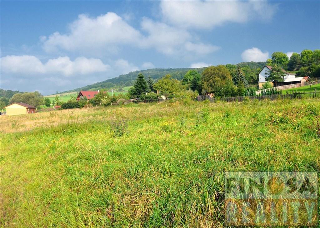 Pozemky pro stavbu rodinných domů v Žežicích u Chuderova