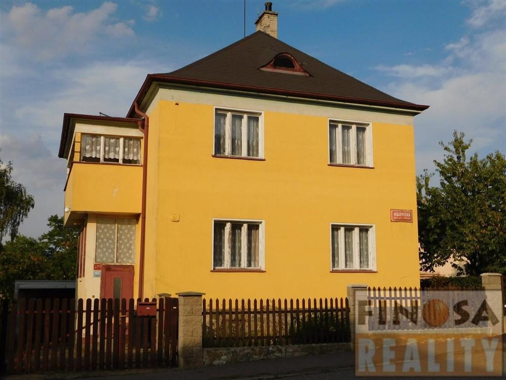 Rodinný dům v Ústí nad Labem-Střekov, ul. Kojetická