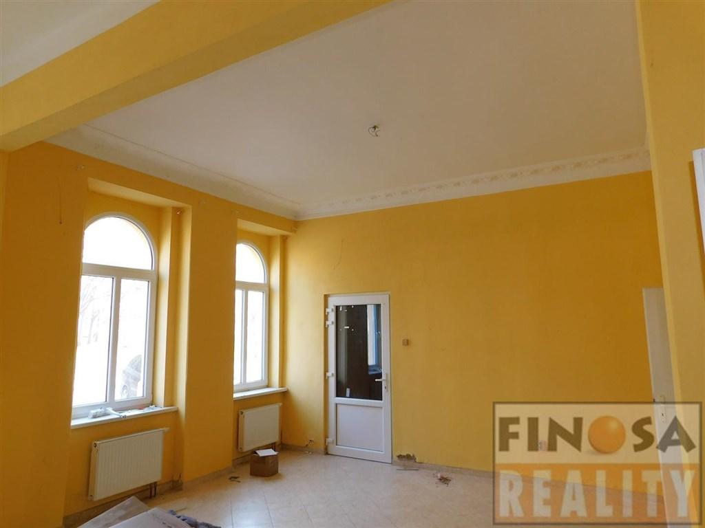 Bezbariérový byt – 2+1 – v přízemí bytového domu – Ústí nad Labem – Střekov