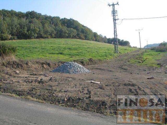Pozemek v Chuderově, okres Ústí nad Labem