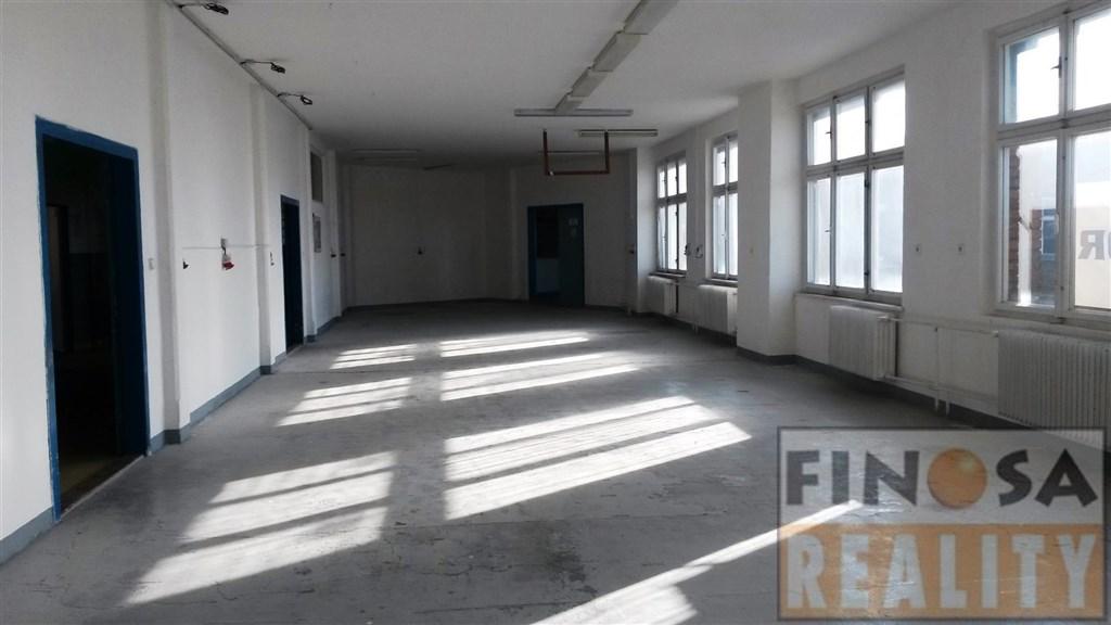 Kancelářské, skladové i výrobní prostory v Ústí nad Labem – Předlicích