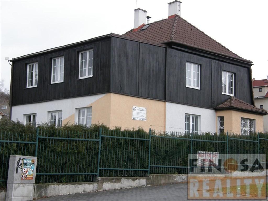 Kancelářské prostory ve vile v Ústí nad Labem