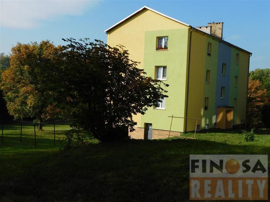 Byt o velikosti 1+1 v Krásném Lese, obec Petrovice